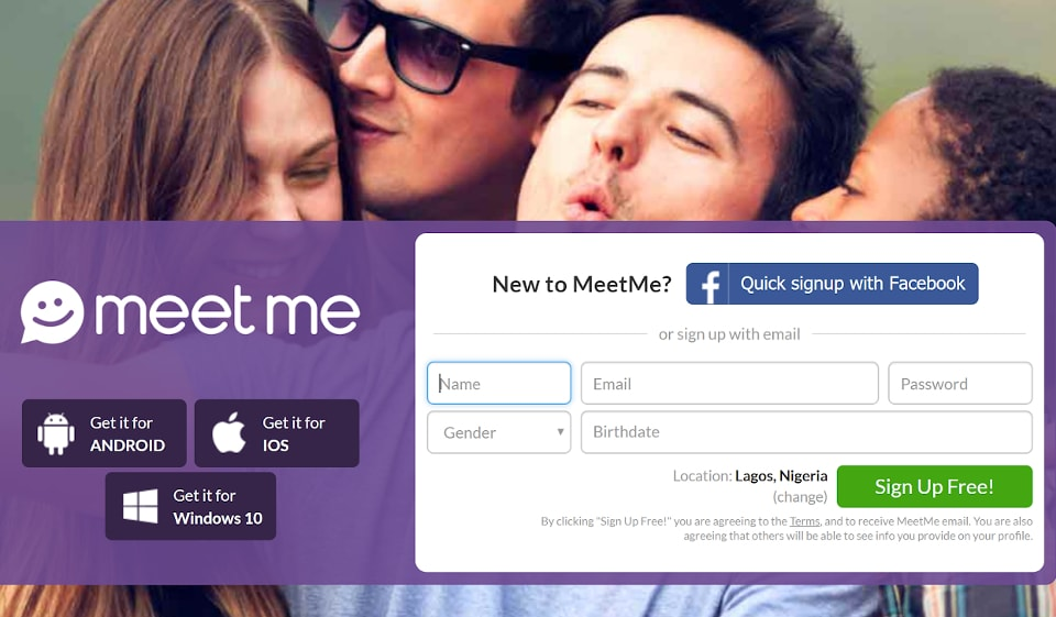Meetme Review 2021: About the site, benefits, real life review and much more